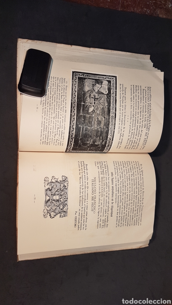 Libros antiguos: MATER ADMIRABILIS. AÑO 1932. SAGRADO CORAZÓN. CHAMARTÍN. - Foto 14 - 199922827