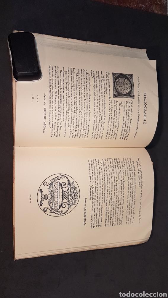 Libros antiguos: MATER ADMIRABILIS. AÑO 1932. SAGRADO CORAZÓN. CHAMARTÍN. - Foto 16 - 199922827