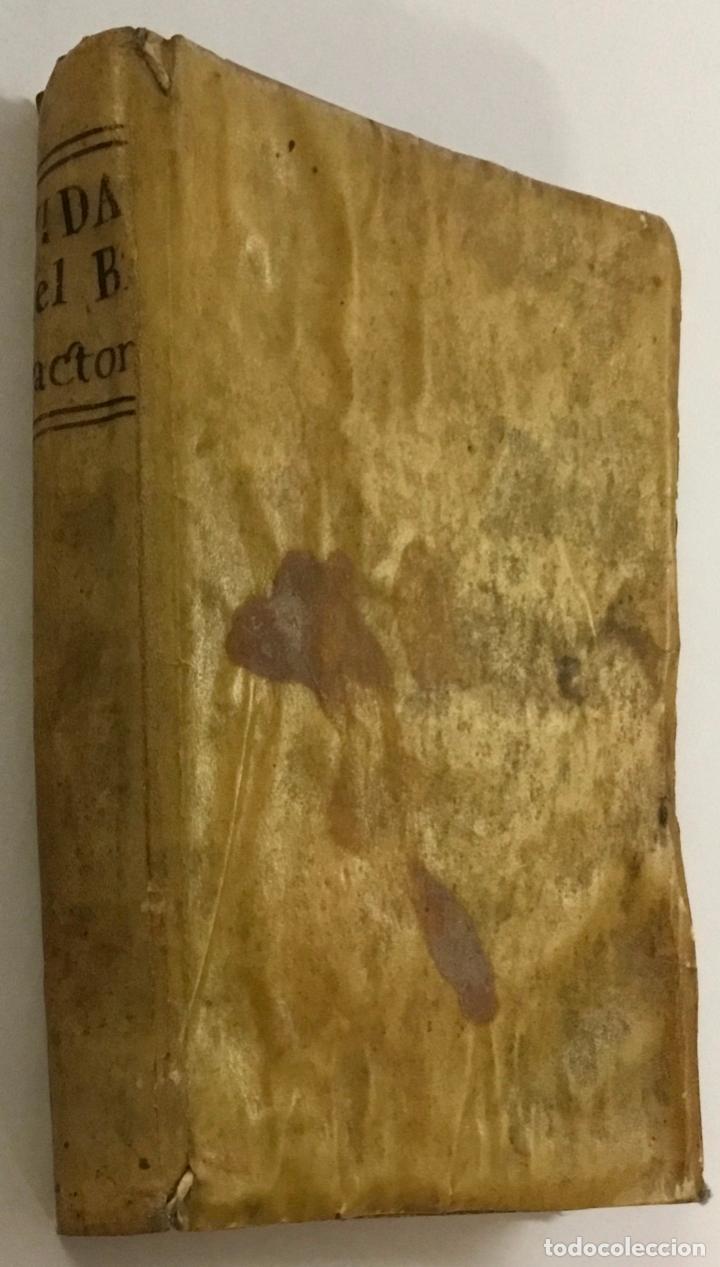 Libros antiguos: VIDA DEL B. NICOLÁS FACTOR HIJO DE LA PROVINCIA DE MENORES OBSERVANTES DE N. P. S. FRANCISCO DE VALE - Foto 4 - 123177423