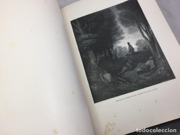 Libros antiguos: LA SAGRADA BIBLIA 1883 Montaner y Simón, edición de lujo 4 tomos. Ilustrada Laminas Gustavo Doré - Foto 42 - 201155431
