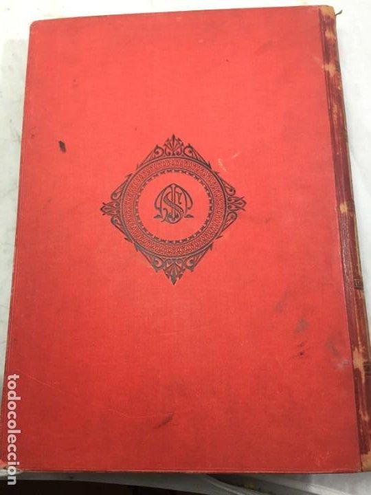 Libros antiguos: LA SAGRADA BIBLIA 1883 Montaner y Simón, edición de lujo 4 tomos. Ilustrada Laminas Gustavo Doré - Foto 45 - 201155431