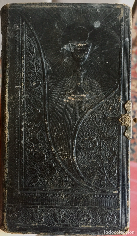 Libros antiguos: Visitas al Santísimo Sacramento y a María Santísima y a San José. S.Alfonso Maria de Ligorio. 1908 - Foto 3 - 201254578
