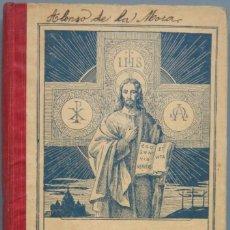 Libros antiguos: 1927.- CATECISMO MAYOR. PRESCRITO POR S.S. PIO X. Lote 202991921