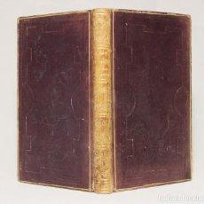 Libri antichi: HISTORIA DEL ANTIGUO Y NUEVO TESTAMENTO SACADA DE LA QUE PUBLICÓ OWERBERG (...) POR JUAN LLACH. 1853. Lote 203296301