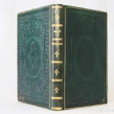 Libros antiguos: SERMONES PREDICADOS POR EL LICENCIADO. D. SANTIAGO JOSÉ GARCÍA MAZO. PARÍS. 1858. LUJOSA ENCUADERNAC. Lote 203296331