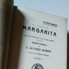 Libros antiguos: EL DIARIO DE MARGARITA. Lote 204134398