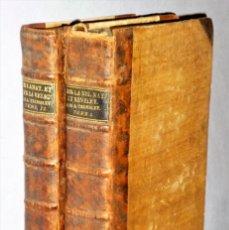 Libros antiguos: INSTRUCTIONS D´UN PERE A SES ENFANTS SUR LA RELIGION NATURELLE ET RÉVÉLÉE. 2 TOMOS. Lote 204387625