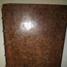 Libros antiguos: HISTORIA ANTIGUA DE LOS JUDIOS - 1728. Lote 204838263