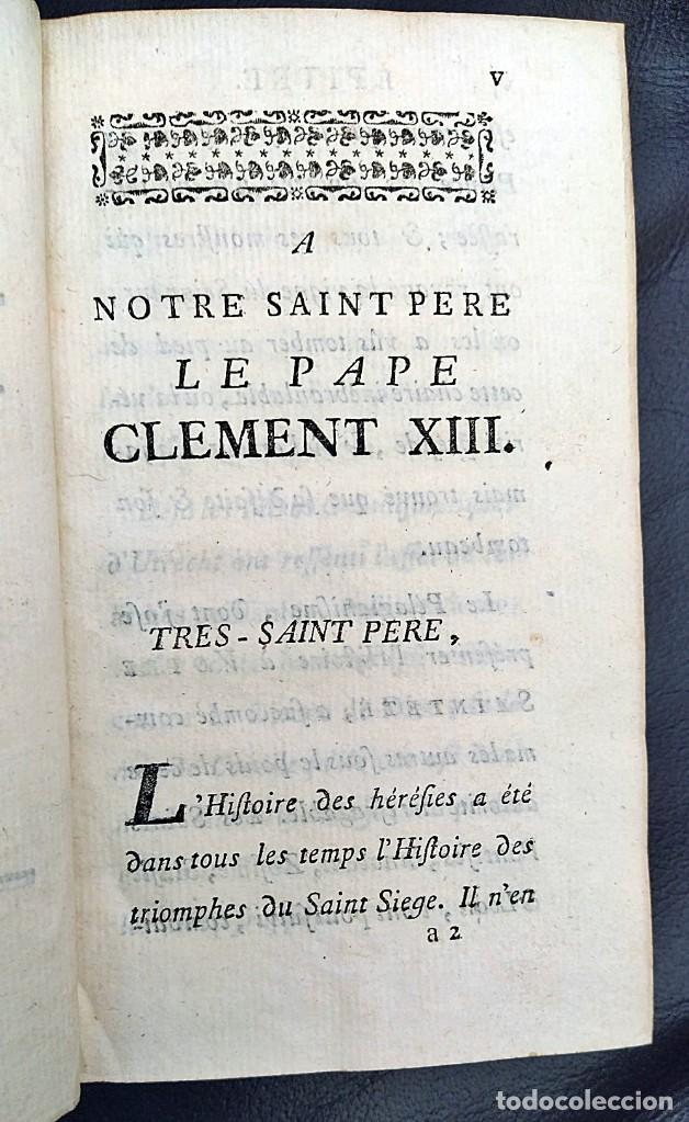 Libros antiguos: AÑO 1767: HISTORIA DEL PELAGIANISMO. HEREJÍA. RARO LIBRO DEL SIGLO XVIII. - Foto 3 - 205175406