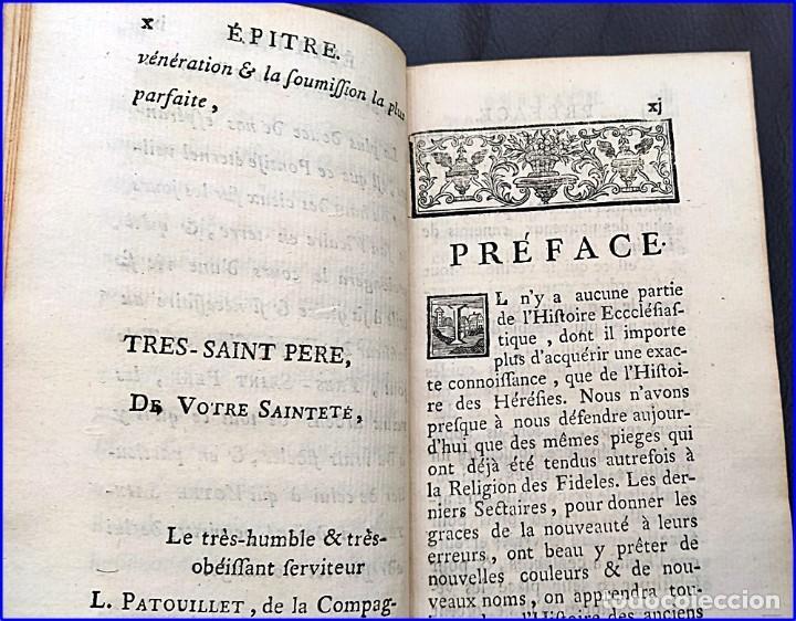 Libros antiguos: AÑO 1767: HISTORIA DEL PELAGIANISMO. HEREJÍA. RARO LIBRO DEL SIGLO XVIII. - Foto 4 - 205175406