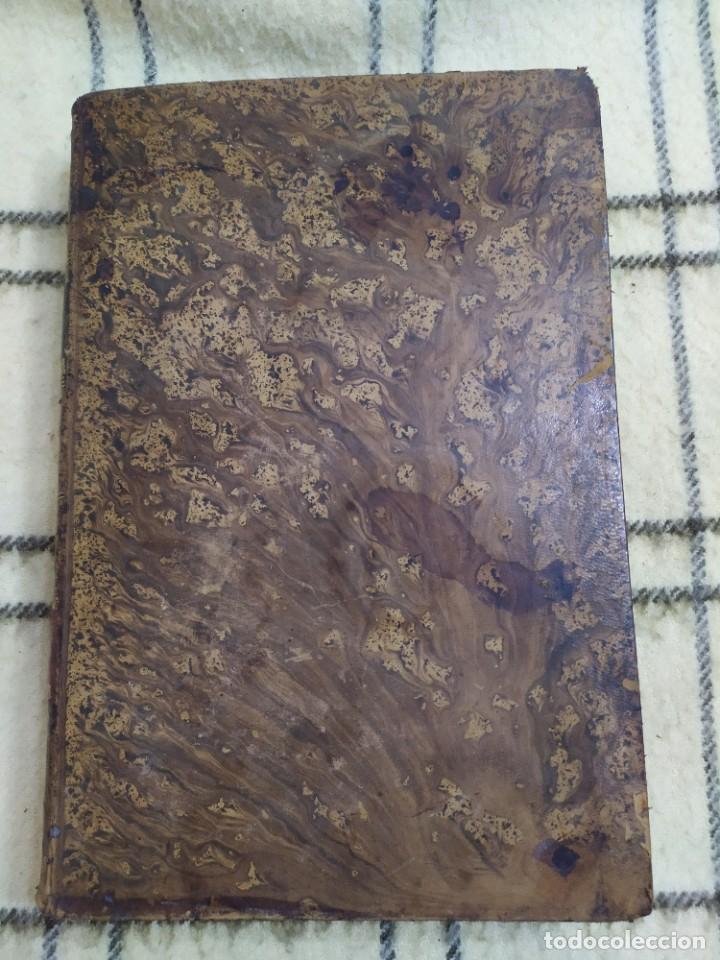 Libros antiguos: 1790. Summa S. Thomae sive cursus theologiae. Fr. Caroli Renati Billuart. Folio. Piel. - Foto 8 - 205819202