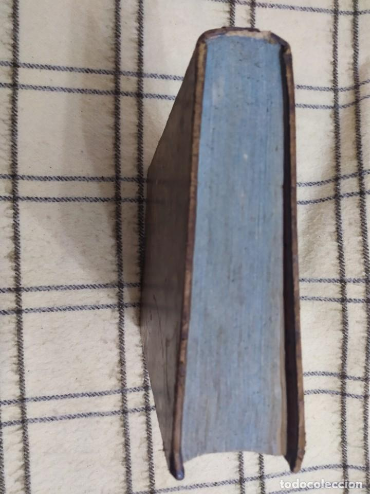Libros antiguos: 1790. Summa S. Thomae sive cursus theologiae. Fr. Caroli Renati Billuart. Folio. Piel. - Foto 13 - 205819202