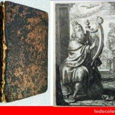 Libros antiguos: AÑO 1659: DAVIDIS SUSPIRIA + AXIOMATA. Lote 205830660