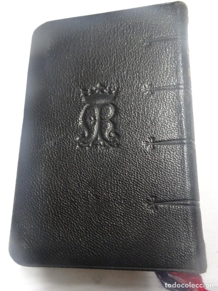 Libros antiguos: MISAL COTIDIANO DE LOS FIELES, P. ALFONSO Mª GUBIANAS O.S.B. 1943 BARCELONA, VER FOTOS - Foto 17 - 205831048