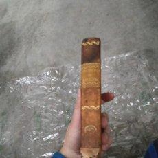 Libros antiguos: 1828. BIBLIOTECA DE RELIGIÓN TOMO XII. IMPRENTA DE D. E. AGUADO. Lote 205875262