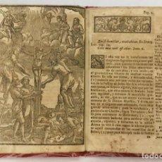 Libros antiguos: AVE MARIA. BREVE RELACION DE LA GRANDEZA, Y UNIVERSAL PATROCINIO DEL SANTO NIÑO... 1756 MALLORCA. Lote 206206530