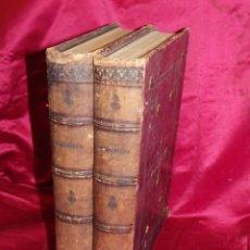 Libros antiguos: JESUCRISTO. M LOUIS VEUILLOT, MADRID 1881 . 2 TOMOS. Lote 206931111