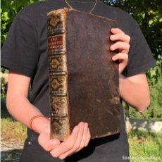 Libros antiguos: 1735 ENTRETENIMIENTO CHRISTIANO ENTRE DESIDERIO Y ELECTO - VIRGEN DEL PILAR. Lote 207048406