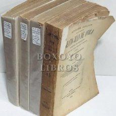 Libros antiguos: NUEVA [NOVÍSIMA] EDICIÓN DE LAS OBRAS DEL BEATO JUAN DE ÁVILA, APÓSTOL DE ANDALUCÍA. Lote 54804572