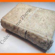 Libros antiguos: OBRAS DE EL V.P. MAESTRO FRAY LUIS DE GRANADA DEL ORDEN DE SANTO DOMINGO. TOMO XI. ADICIONES AL.... Lote 207265101