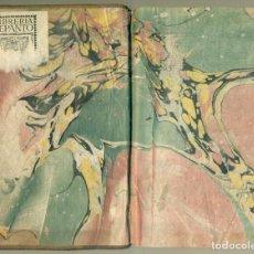 Libri antichi: NOVENARIO SANTA OROSIA. ORENCIO BERGUA RECTOR DE YEBRA. JACA. IMPRESO EN ZARAGOZA EN 1804. Lote 207322276