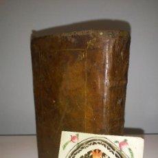 Libros antiguos: OFFICIUM IN FESTO SANCTORUM - AÑO 1720 - BELLOS GRABADOS Y ESTAMPA SIGLO XVIII.. Lote 207368603