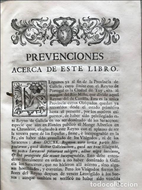 Libros antiguos: España sagrada, Theatro geopháfico-histórico,..Tomo XXII. Henrique Flórez - Foto 11 - 208042623