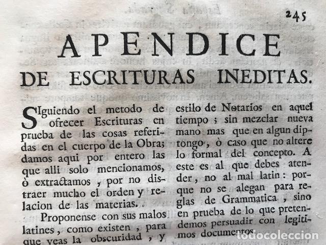 Libros antiguos: España sagrada, Theatro geopháfico-histórico,..Tomo XXII. Henrique Flórez - Foto 19 - 208042623