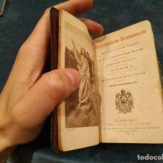 Livros antigos: 1.918 BREVIARIUM ROMANUM. AUTUMNALIS, S PII V. PONTIFICIS MAXIMI. Lote 208356012