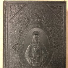 Libros antiguos: TODO POR JESÚS Ó VIDAS FÁCILES DEL DIVINO AMOR. FEDERICO GUILLERMO FÁBER. 1910 APOSTOLADO DE PRENSA. Lote 208599287