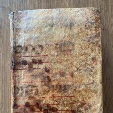 Libri antichi: LIBRO ANTIGUO. CLAVE DE TEOLOGIA MORAL. AÑO 1862. EN CASTELLANO.. Lote 208850305