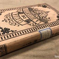 Libros antiguos: GUÍA DE LA JUVENTUD EN SUS RELACIONES RELIGIOSAS Y SOCIALES. P. TOMÁS PÉNDOLA. 1886. Lote 209173345