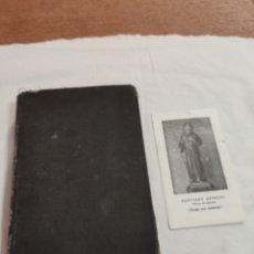 Libros antiguos: PRÁCTICA DE LA MEDITACIÓN SEGÚN LAS ENSEÑANZAS DE SAN IGNACIO DE LOYOLA, ÚNICO, VER. Lote 209299076