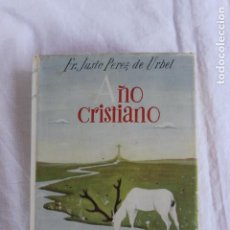 Libros antiguos: AÑO CRISTIANO. Lote 209877605