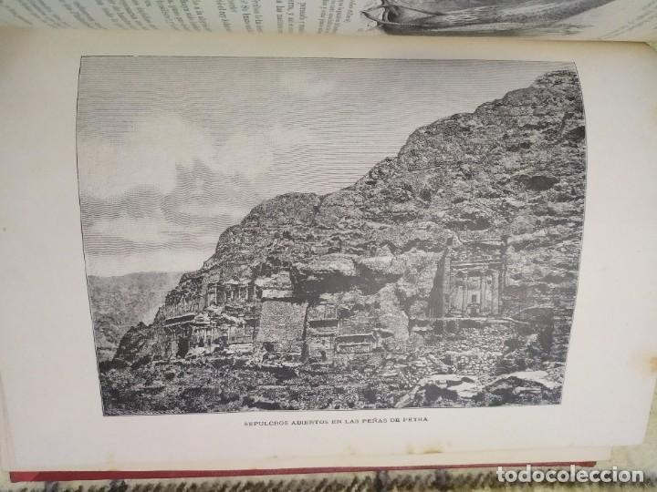 Libros antiguos: 1890. La Sagrada Biblia. Montaner y Simón. - Foto 7 - 210068360