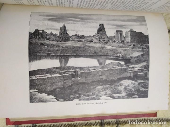 Libros antiguos: 1890. La Sagrada Biblia. Montaner y Simón. - Foto 11 - 210068360