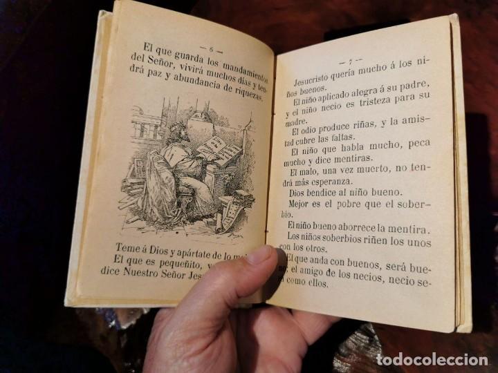 Libros antiguos: GUÍA DE LA NIÑEZ - PARTE SEGUNDA - LIBRERÍA DE MONSERRAT - BARCELONA - 1903. - Foto 3 - 210488231