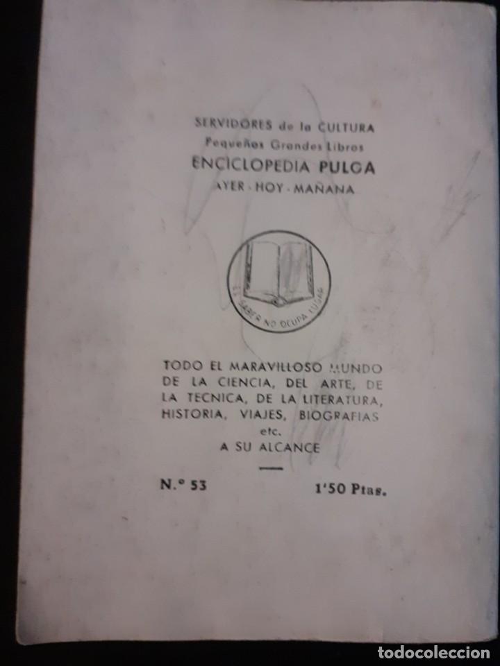 Libros antiguos: Libro de jesus Quibus¿Jesucristo es dios?enciclopedia pulga - Foto 3 - 212040430