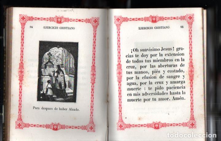 Libros antiguos: LA LUZ DEL CATÓLICO (GARNIER, PARÍS, 1994) DEVOCIONARIO LETRA GRANDE - Foto 3 - 212277707