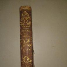 Libros antiguos: HISTORIA DE LA SOCIEDAD DOMESTICA EN TODOS LOS PUEBLOS ANTIGUOS Y MODERNOS. Lote 212556103