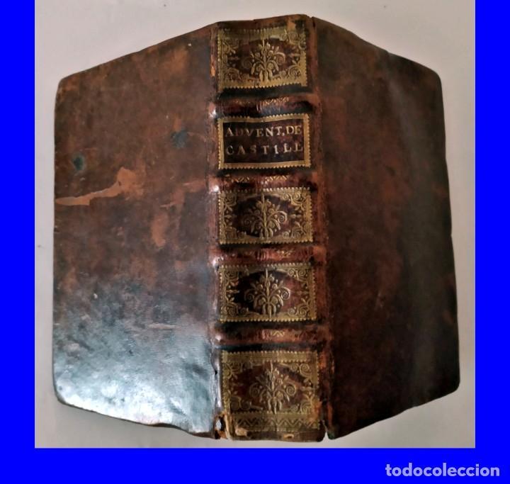 AÑO 1672. LIBRO DE CASTILLON. MUY BIEN CONSERVADO. 779 PÁGINAS. SIGLO XVII (Libros Antiguos, Raros y Curiosos - Religión)