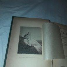 Libros antiguos: LIBRO HISTORIA DE SANTA MÓNICA AÑO 1905 POR MONSEÑOR BOUGAUD. Lote 213087918