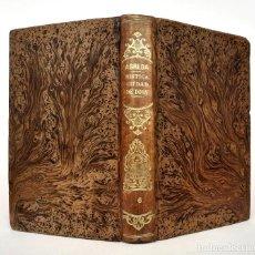Libros antiguos: 1860 - MÍSTICA ESPAÑOLA - SOR MARÍA JESÚS DE AGREDA: MÍSTICA CIUDAD DE DIOS - RELIGIÓN - SIGLO XIX. Lote 213389116