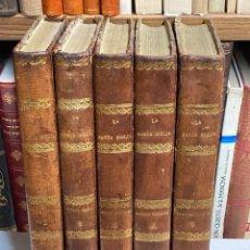 Libros antiguos: AÑO 1852 - LA SANTA BIBLIA TRADUCIDA AL ESPAÑOL DE LA VULGATA POR FELIPE SCIO DE SAN MIGUEL. Lote 213935237