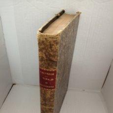 Libros antiguos: VIDA DE NUESTRO SEÑOR JESUCRISTO (1872). Lote 214692348