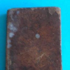 Libros antiguos: CATECISMO HISTÓRICO O COMPENDIO DE HISTORIA SAGRADA Y LA DOCTRINA CRISTIANA. ABAD FLEURI. VALLADOLID. Lote 215872983