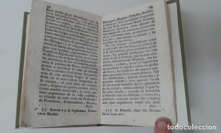 Libros antiguos: MANUAL DE TERCIARIOS NICOLAS ANICETO AÑO 1779 - Foto 5 - 216363052