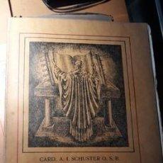 Libros antiguos: LIBER SACRAMENTORUM. 3 TOMOS.. Lote 217319116