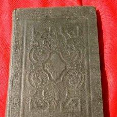Libros antiguos: DIRECTORI CRISTIA (1921) DIRECTORIO DEL CRISTIANO EN CATALÁN -MEDITACIO PER CADA DIA DEL MES- TARRES. Lote 217649538