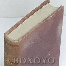 Libros antiguos: GERAMB, P. MARIÁ JOSÉ. LA TIERRA SANTA, EL MONTE LÍBANO, EL EGIPTO Y MONTE SINAÍ. TOMO I. 1851. Lote 218203566